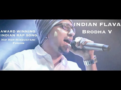 Indian Flava (Award Winning Hip Hop-Hindustani Fusion Song) - Brodha V Live in Bangalore