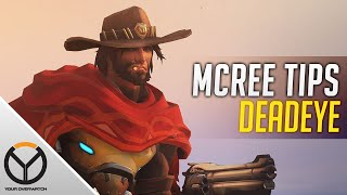 Overwatch McCree Deadeye Tips