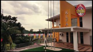 TM FOOTBALL PARA SA BAYAN kids in Malaysia