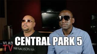 Central Park 5 on Police Coercing False Statements and Planting Evidence (Part 2)