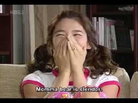 The 3 Bears Song - Full House (Korean Drama)