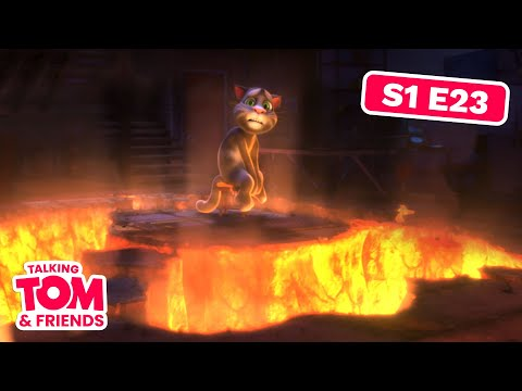Talking Tom and Friends - The Perfect Roommate (Season 1 Episode 23)
