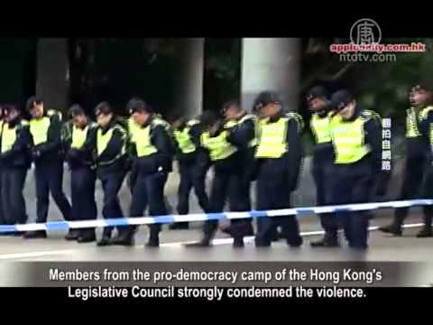 Charlie Hebdo Incident in Hong Kong: Next Media Attacked With Fire Bombs