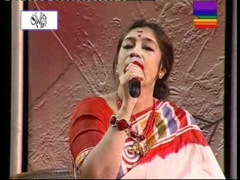Swagatalakshmi Dasgupta Release Of Her Album Royecho Nayone Nayone By H.m.v Saregama video