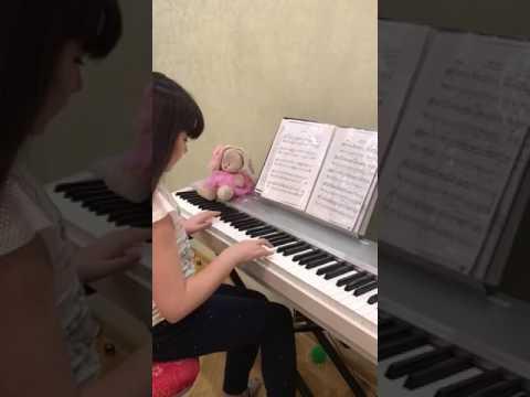 Пианино, талант3 Маринка Арамовна