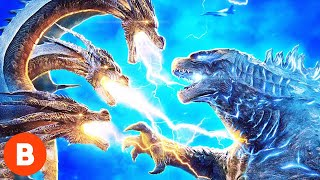 Godzilla: Monsters Ranked From Weakest To Strongest