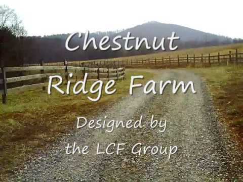 Chestnut Ridge Farm Franklin County Virginia LCFD Group