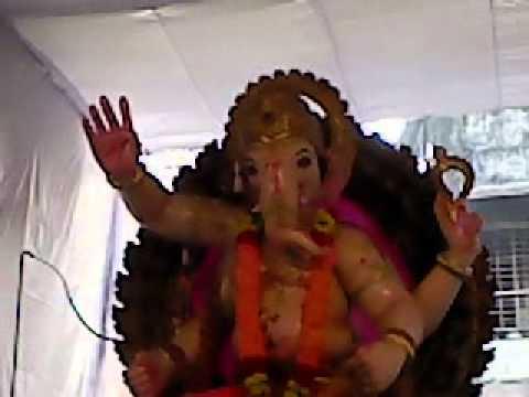 Ganesh Galli 2010 Visarjan Starts