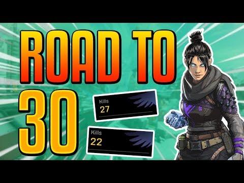 ROAD TO 30 KILLS | NRG ACEU