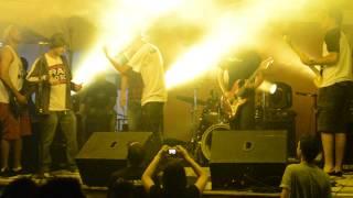 Show de lançamento da banda One Black Two White3, gravado pelo Blog do Anderson Pereira