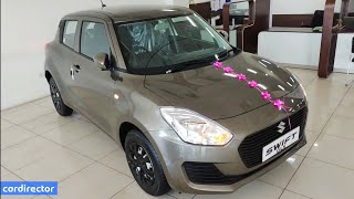 Maruti Suzuki Swift LXi/LDi 2019 | Swift 2019 Base Model | Interior and Exterior | Real-life Review