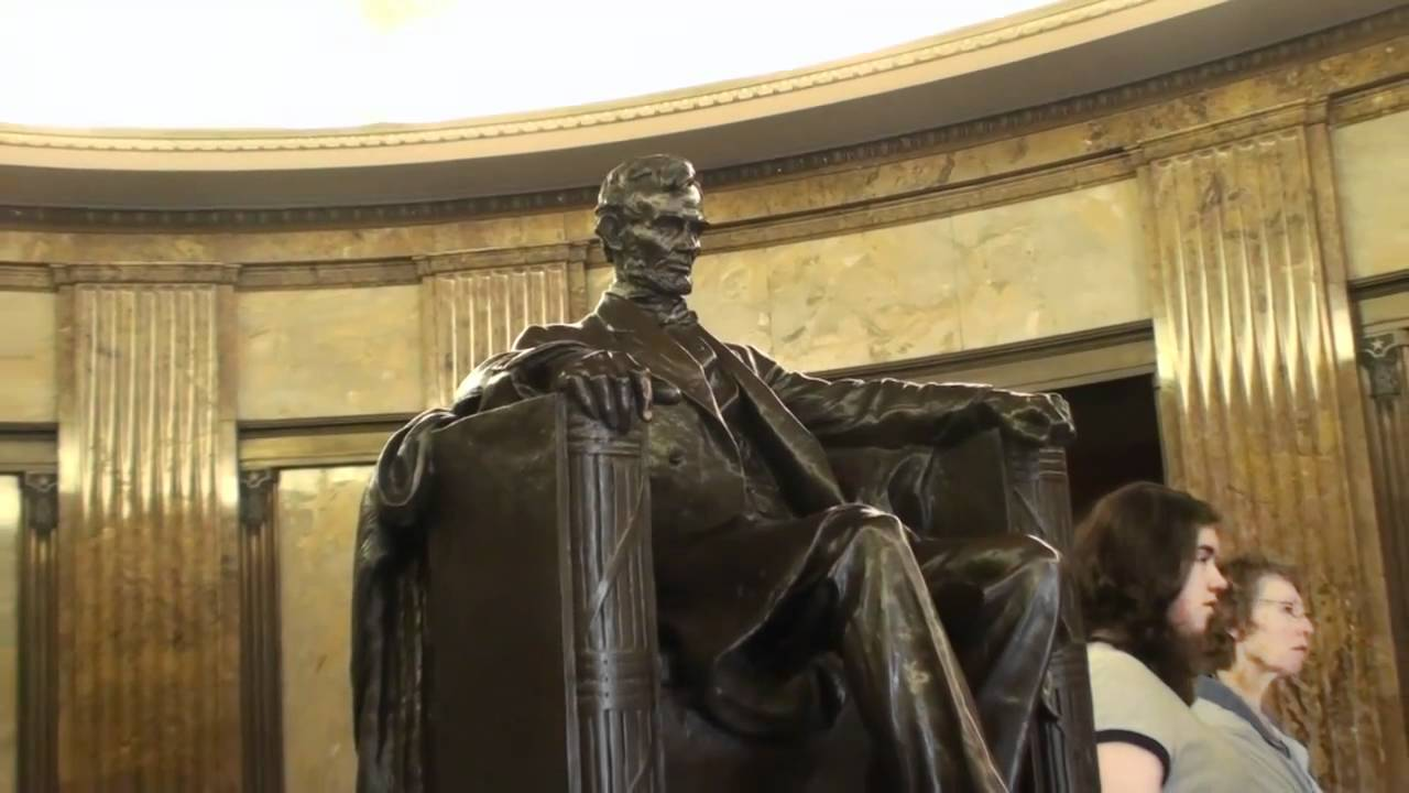 Abraham Lincoln S Tomb In Springfield Il Youtube