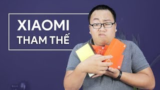 Xiaomi QUÁ THAM với thị trường smartphone!