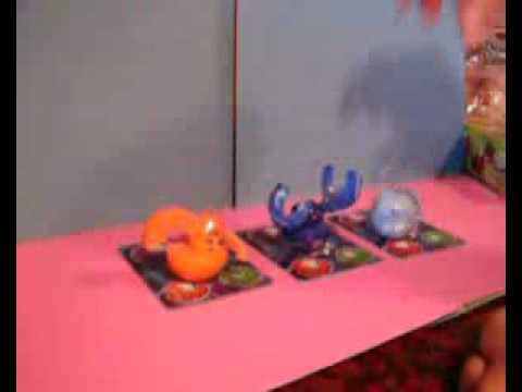 Bakugan triples grandes  Super #52