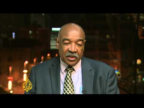 UN representative discusses Egypt crisis