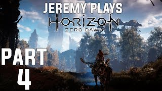 Games I've Never Played: Horizon Zero Dawn! (Part 4) Recorded Sep 26, 2018