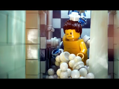 The Lego Movie Official Clip - Good Morning (HD) Chris Pratt, Elizabeth Banks