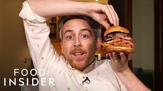 Arby's Secret Menu: The Meat Mountain & Double Reuben Sandwich | Fast Food Secret Menus