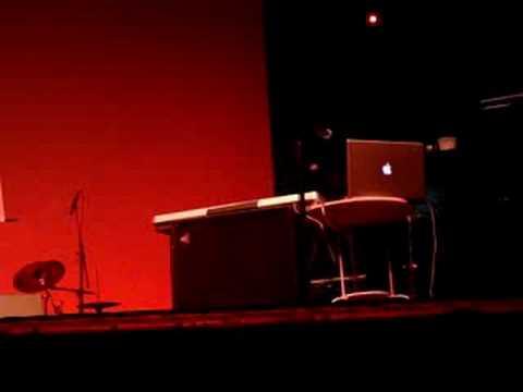 Skip Town - Nico Muhly live in Toronto