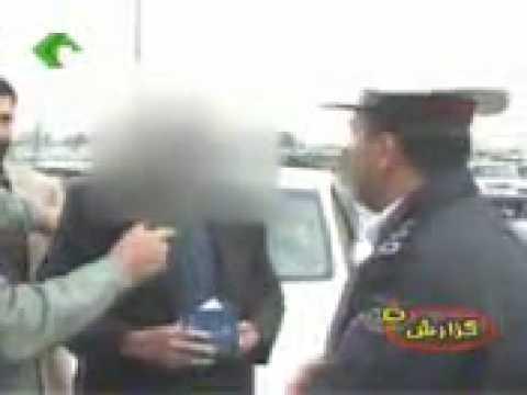 Iran Dokhtar Mashin Raghs Bacheh Tazahorat راننده مشهدی بسيارخندهدار video
