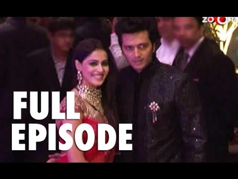 Riteish-Genelia's star studded reception, Imran & Kareena groove to Auntyji, & more news