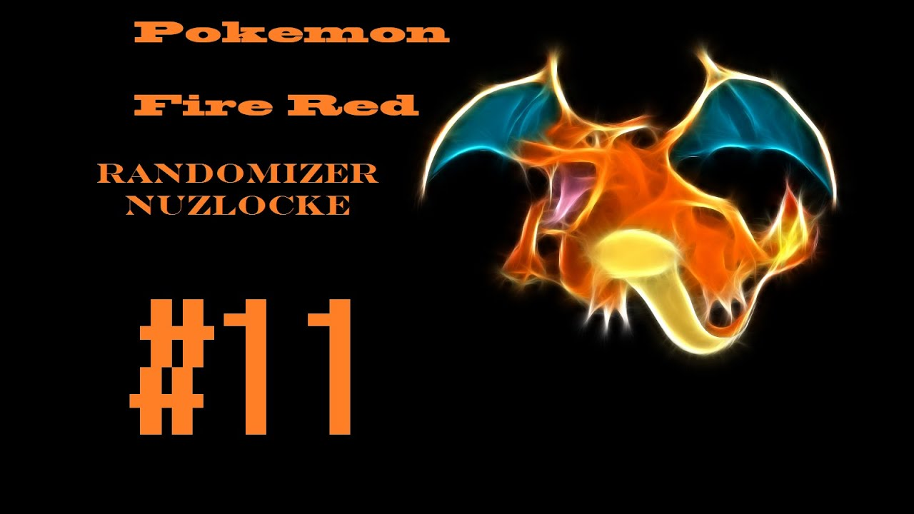 pokemon fire red how to make randomizer nuzlocke download