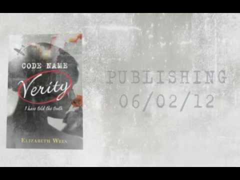 Code Name Verity book trailer