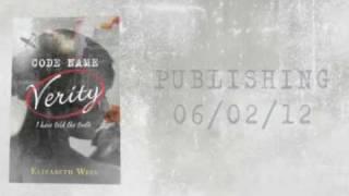 Code Name Verity book trailer