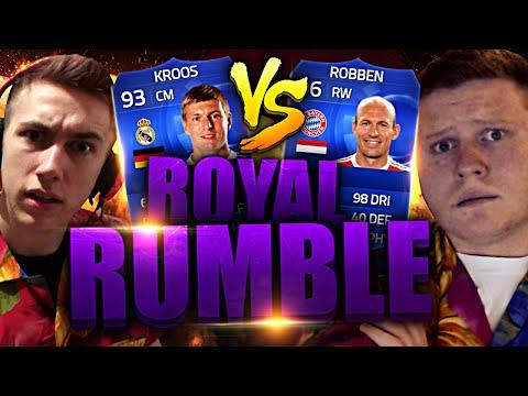 Royal Rumble Toty Edition | Miniminter Vs Behzinga video