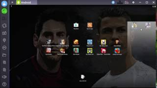 how to convert your pc in tablet to play android games in pc