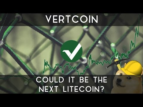VERTCOIN | Is it the next Litecoin?
