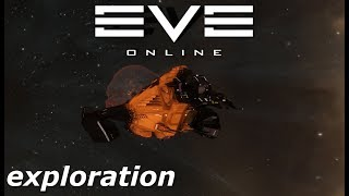 EVE Online - exploring for riches