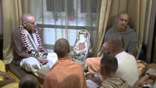 2014.10.16. About Srila Prabhupada HG Sankarshan Das Adhikari, Kaunas, Lithuania