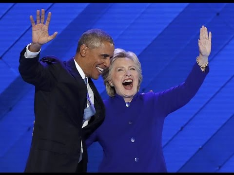 Highlights: Barack Obama's DNC speech