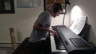 Castle in the Sky - Main Theme - Piano Solo (louder audio)