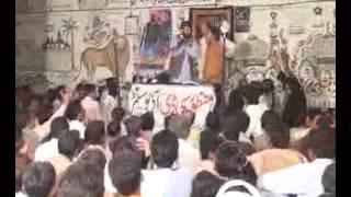 13 Rajab 2013 par Zakir Ali  Raza shah  Qasida  Jushan Ali Mubark by shia point