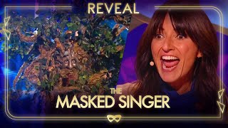 Tree Is TEDDY SHERINGHAM! | Season 1 Ep.4 Reveal | The Masked Singer UK