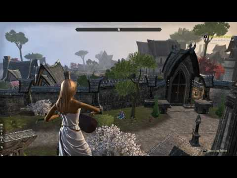 ESO Morrowind - NEW Player Music Songs! (Part 1) Happy Song