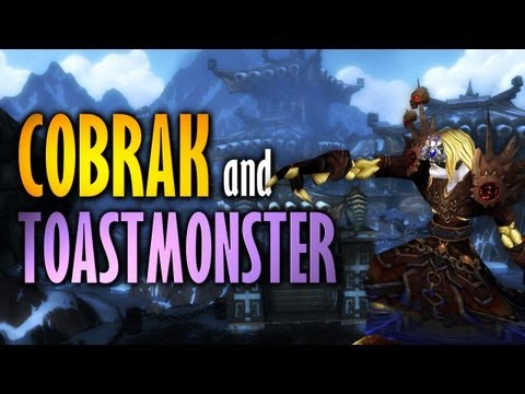 Double Destro Lock 2v2! [Cobrak & Toastmonster]