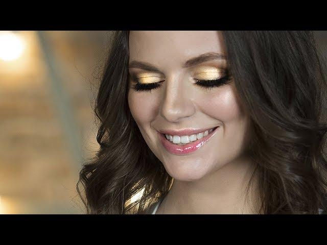 Макияж для нависшего века - #TANYAMAKEUP - Makeup Tutorial