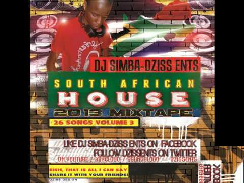 Download Lagu 26 South African House Songs ♥2013♥ Mixed By ☞ Dj Simba Dziss Ents ☜ MP3 Free