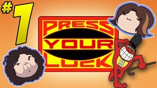 Press Your Luck: No Whammies - PART 1 - Game Grumps VS