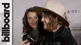Brandi Carlile Talks Grammy Nominations Lgbtq Representation In Music Dolly Parton Billboard