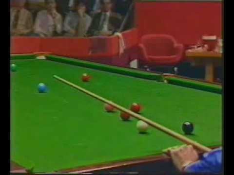 Snooker - Alex Higgins 69 break 1982 Video