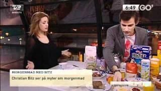 Bitz i Go' Morgen Danmark: Morgenmad