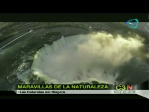 IMPRESIONANTES imágenes de las cataratas del Niágara / Images from Niagara Falls