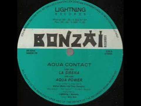 Aqua Contact - La Sirena
