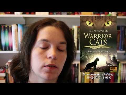 Warrior Cats! Neue Bücher und viele Fanartikel