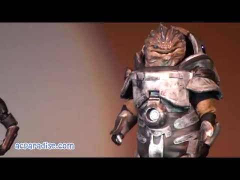 Thumb Comic-Con 2010: Increíble Cosplay de Mass Effect 2 Suicide Mission