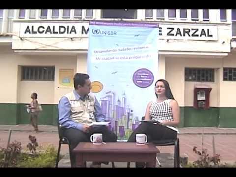 Entrevista a la Alcaldesa de Zarzal en el Valle del Cauca, la Dra. María Alejandra Perdomo